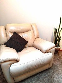 Hypnotherapy Consulting Room